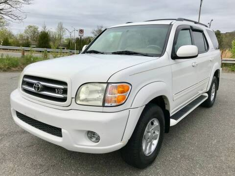 2001 Toyota Sequoia for sale at Mid Atlantic Truck Center in Alexandria VA