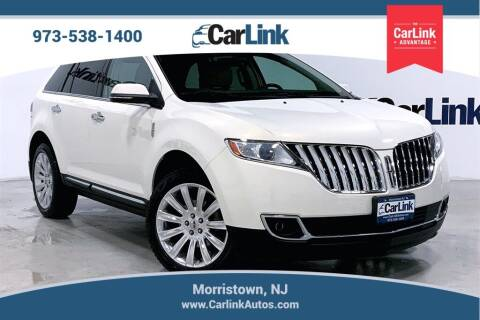 2013 Lincoln MKX for sale at CarLink in Morristown NJ