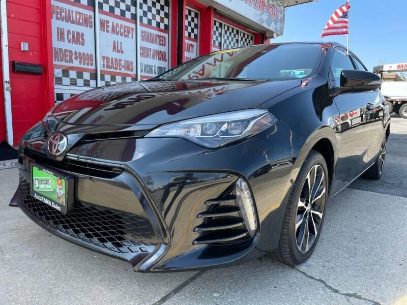 2019 Toyota Corolla for sale at AUTORAMA SALES INC. - Farmingdale in Farmingdale NY