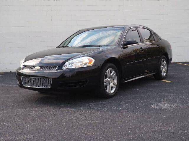 2015 Chevrolet Impala Limited for sale at O T AUTO SALES in Chicago Heights IL