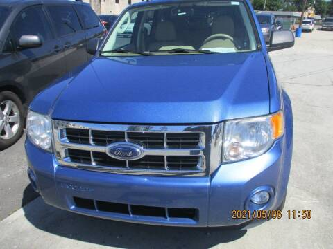 2010 Ford Escape for sale at Atlantic Motors in Chamblee GA
