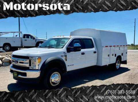 2017 Ford F-450 for sale at Motorsota in Becker MN