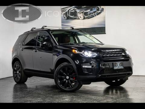 2016 Land Rover Discovery Sport for sale at Iconic Coach in San Diego CA