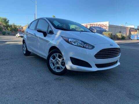 2015 Ford Fiesta for sale at Boktor Motors in Las Vegas NV