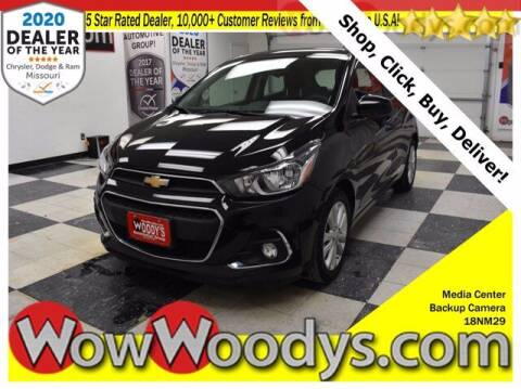 2018 Chevrolet Spark for sale at WOODY'S AUTOMOTIVE GROUP in Chillicothe MO