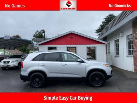 2012 Kia Sorento for sale at Cars To Go in Portland OR