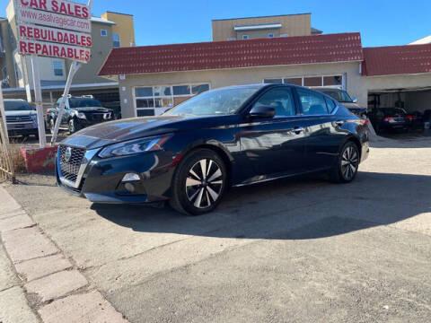 2019 Nissan Altima for sale at ELITE MOTOR CARS OF MIAMI in Miami FL