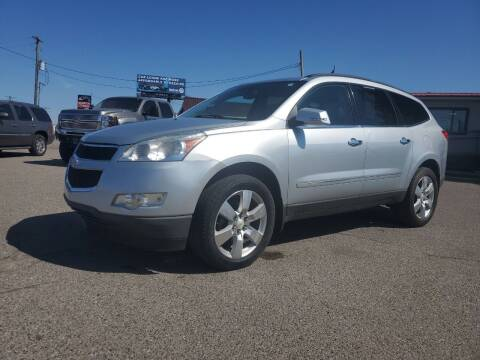 2012 Chevrolet Traverse for sale at Revolution Auto Group in Idaho Falls ID