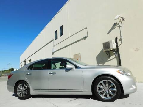 2007 Lexus LS 460 for sale at Conti Auto Sales Inc in Burlingame CA