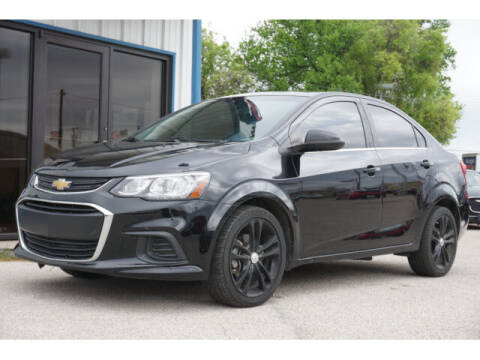 2017 Chevrolet Sonic for sale at DRIVE 1 OF KILLEEN in Killeen TX