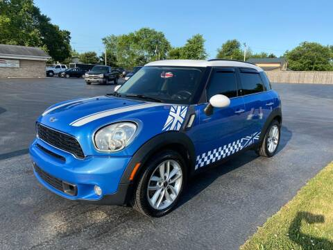 2012 MINI Cooper Countryman for sale at CarSmart Auto Group in Orleans IN
