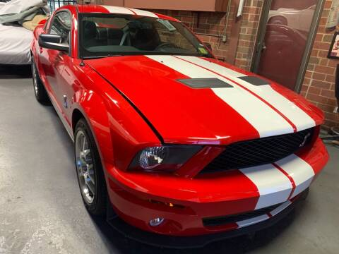 2007 Ford Shelby GT500 for sale at Auto Sports in Hickory NC