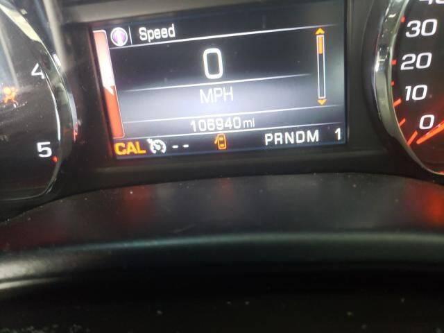 2016 GMC Sierra 2500HD for sale at Ragins' Dynamic Auto LLC in Brookland AR