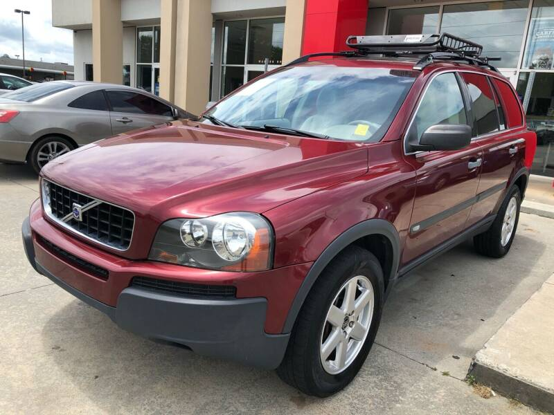 2006 Volvo XC90 for sale at Thumbs Up Motors in Warner Robins GA