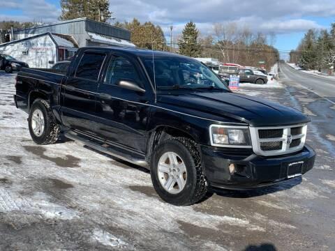 2010 Dodge Dakota for sale at Saratoga Motors in Gansevoort NY