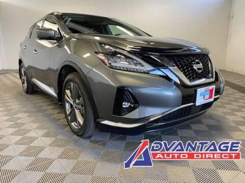 2019 Nissan Murano for sale at Advantage Auto Direct in Kent WA