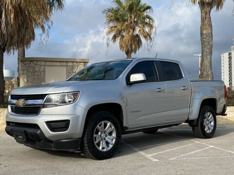2015 Chevrolet Colorado for sale at Motorcars Group Management - Bud Johnson Motor Co in San Antonio TX