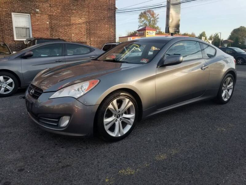 2010 Hyundai Genesis Coupe for sale at Innovative Auto Group in Hasbrouck Heights NJ