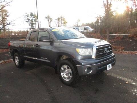 2010 Toyota Tundra for sale at MC FARLAND FORD in Exeter NH