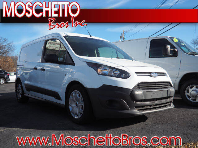2017 Ford Transit Connect Cargo for sale at Moschetto Bros. Inc in Methuen MA