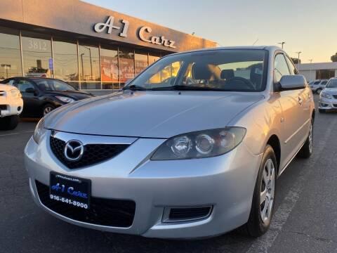 2009 Mazda MAZDA3 for sale at A1 Carz, Inc in Sacramento CA