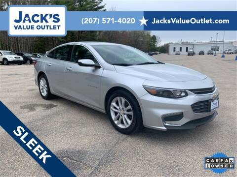 2018 Chevrolet Malibu for sale at Jack's Value Outlet in Saco ME