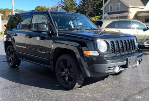 2013 Jeep Patriot for sale at FAMILY AUTO SALES, INC. in Johnston RI