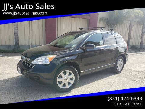 2008 Honda CR-V for sale at JJ's Auto Sales in Salinas CA