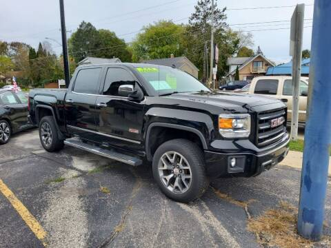 2014 GMC Sierra 1500 for sale at Knights Autoworks in Marinette WI