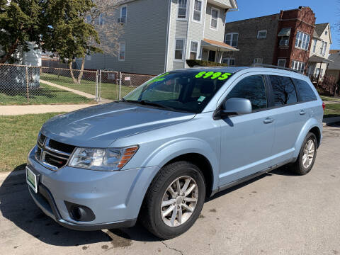 2013 Dodge Journey for sale at Barnes Auto Group in Chicago IL
