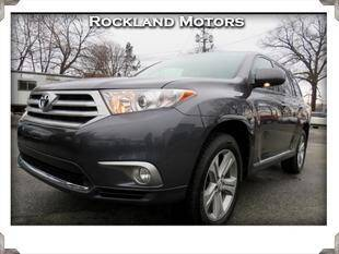 2013 Toyota Highlander for sale at Rockland Automall - Rockland Motors in West Nyack NY