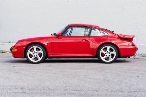 1997 Porsche 911 for sale at ZWECK in Miami FL