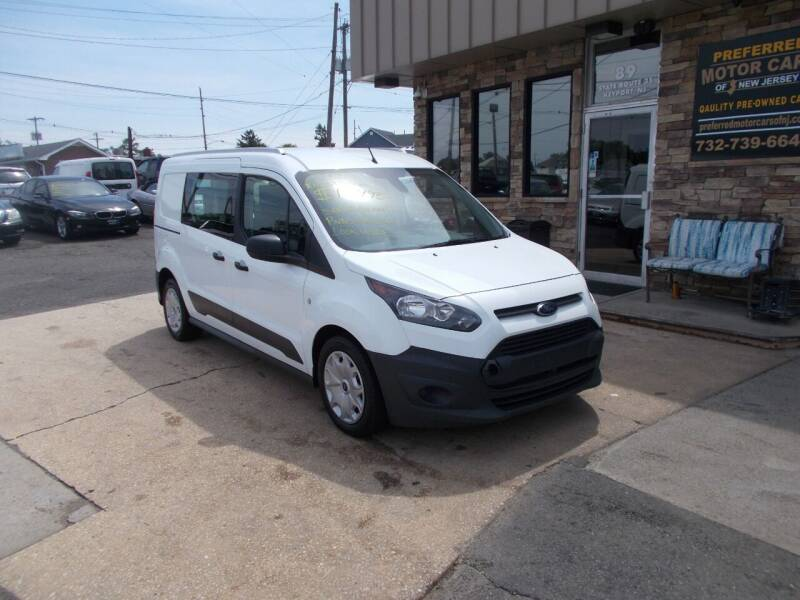 2017 Ford Transit Connect Cargo for sale at Preferred Motor Cars of New Jersey in Keyport NJ
