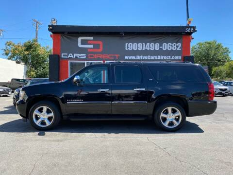2012 Chevrolet Suburban for sale at Cars Direct in Ontario CA