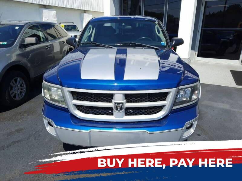 2011 RAM Dakota for sale in Runnemede, NJ
