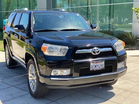 2013 Toyota 4Runner for sale at Top Motors in San Jose CA