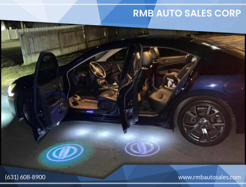 2014 Nissan Maxima for sale at RMB Auto Sales Corp in Copiague NY