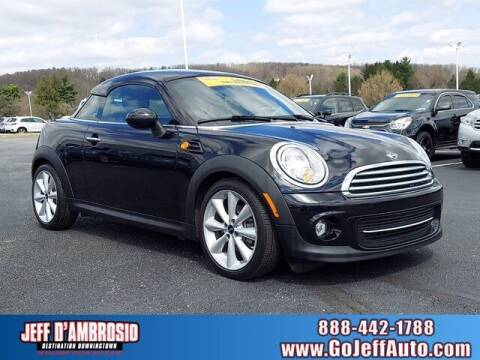 2014 MINI Coupe for sale at Jeff D'Ambrosio Auto Group in Downingtown PA
