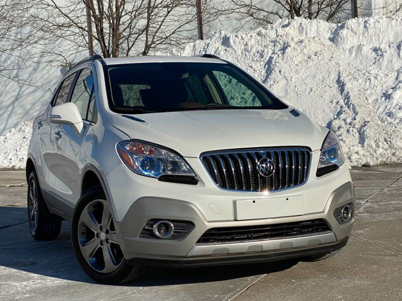 2014 Buick Encore for sale at MILANA MOTORS in Omaha NE