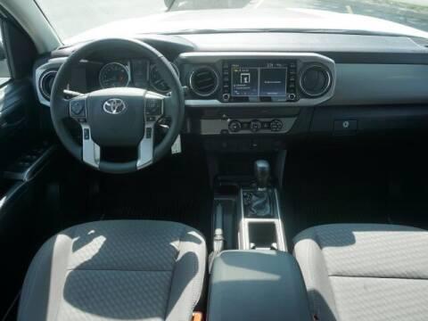 2020 Toyota Tacoma for sale at BASNEY HONDA in Mishawaka IN