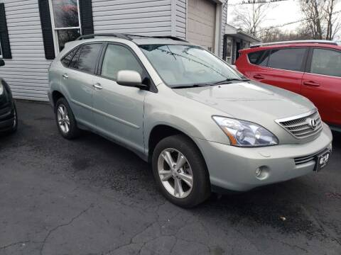 2008 Lexus RX 400h for sale at The Car Mart in Milford IN