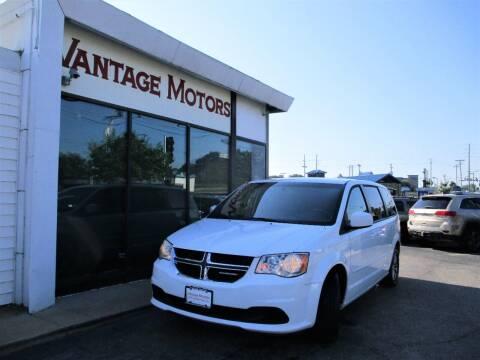 2016 Dodge Grand Caravan for sale at Vantage Motors LLC in Raytown MO