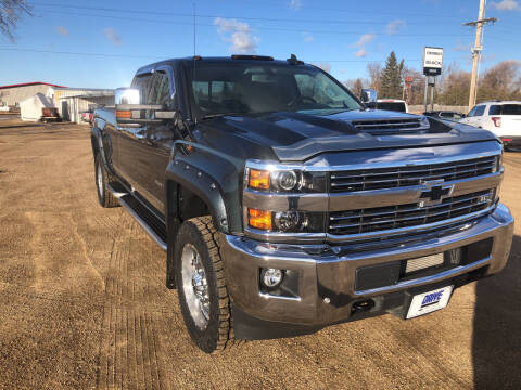 2018 Chevrolet Silverado 2500HD for sale at Drive Chevrolet Buick Rugby in Rugby ND
