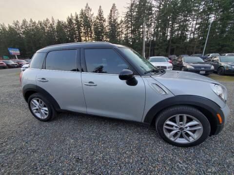 2013 MINI Countryman for sale at WILSON MOTORS in Spanaway WA