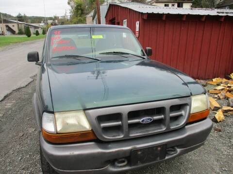 1998 Ford Ranger for sale at FERNWOOD AUTO SALES in Nicholson PA