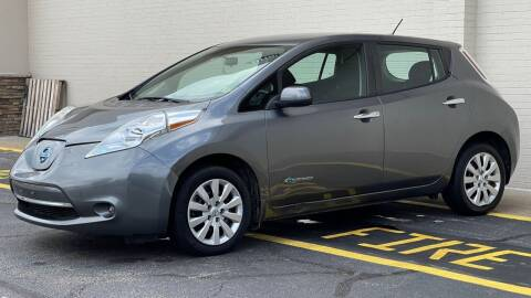2015 Nissan LEAF for sale at Carland Auto Sales INC. in Portsmouth VA
