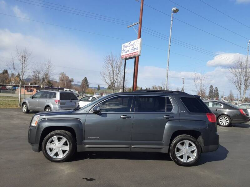 2010 GMC Terrain for sale at New Deal Used Cars in Spokane Valley WA