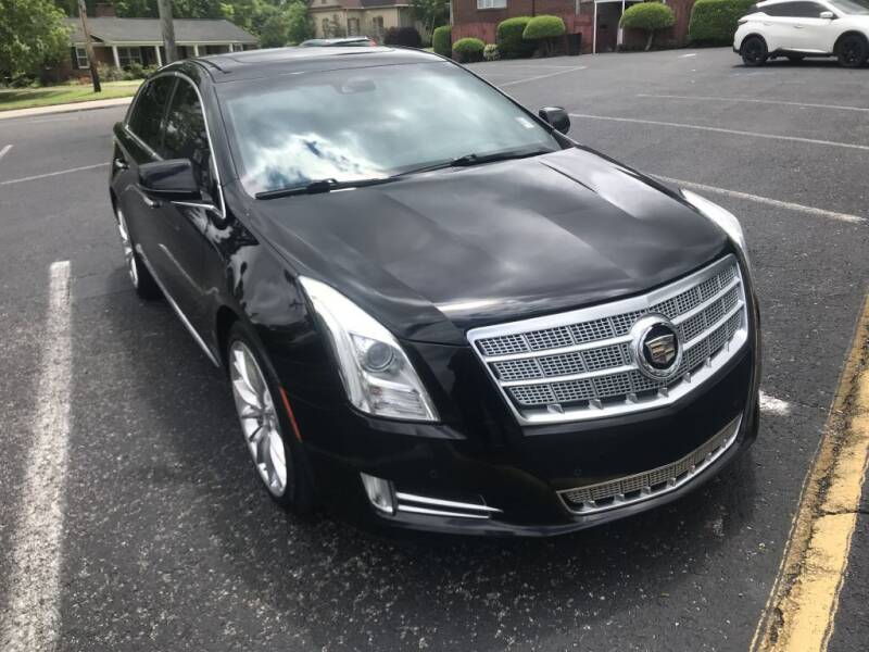 2013 Cadillac XTS for sale at DEALS ON WHEELS in Moulton AL