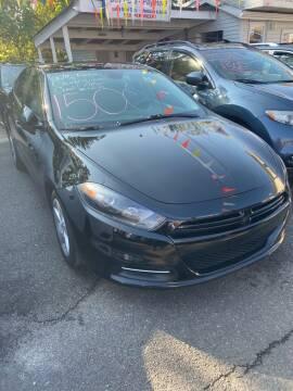 2016 Dodge Dart for sale at BUY RITE AUTO MALL LLC in Garfield NJ