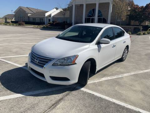 2014 Nissan Sentra for sale at 411 Trucks & Auto Sales Inc. in Maryville TN
